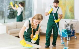 Генеральная уборка после ремонта: пошаговая инструкция и фото