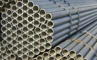 Электросварная труба 108 – незаменимый строительный материал
