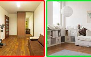 Легкие полки: 4 варианта сохранения свободного пространства