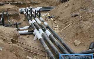 Прорыв канализации: изучаем строение сети и возможные причины отказов