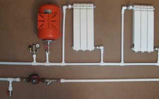 Подключение радиатора отопления к полипропиленовым трубам – особенности монтажа и порядок действий