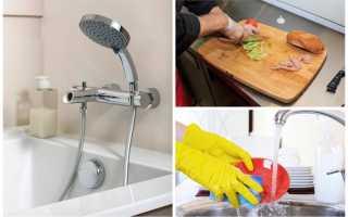 3 места на кухне, которые мы пропускаем при уборке, а зря