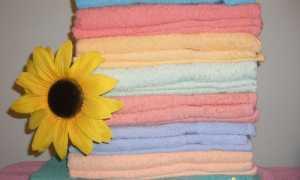 Как цвет полотенца для ванн влияет на ваше настроение