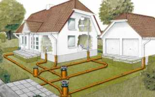 Локальная канализация для загородного дома: общие вопросы водоотведения в частных домах