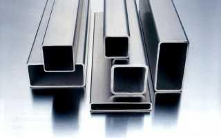 Для чего используется стальная профильная труба 50 на 50 на 3 миллиметра