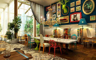Квартира в стиле бохо-шик: 5 компонентов успеха