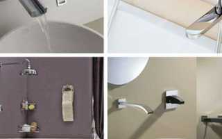 Для чего используется встроенный смеситель, его устройства и установка