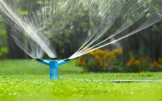 Удобный водопровод для полива участка