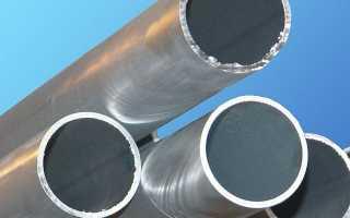 Что представляет собой оцинкованная труба для водоснабжения и отопления