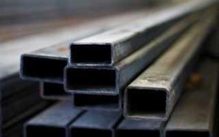 Металлическая прямоугольная труба: разновидности и основные технические характеристики