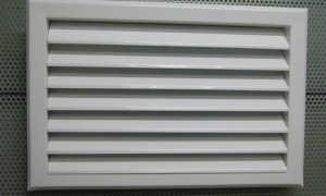 Пластиковые решетки для вентиляции – их не может не быть