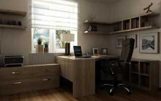Кабинет в квартире: 3 идеи дизайна