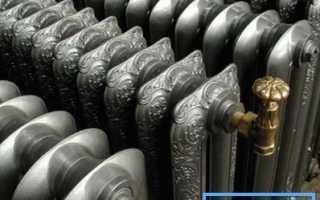 Характеристики чугунных радиаторов отопления: виды и конструкции, сборка, разборка