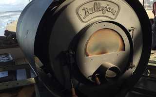 Отопительная печь Булерьян – устройства и особенности