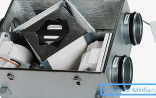 Вентиляция с рекуперацией: устройство, оценка эффективности, самостоятельное изготовление