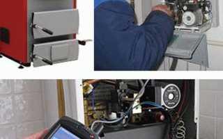 Как необходимо проводить ремонт автономных отопителей и их установку