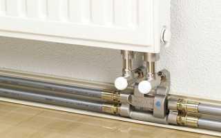 Самостоятельная замена труб отопления в квартире