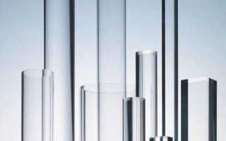 Прозрачная труба: материалы и характеристики