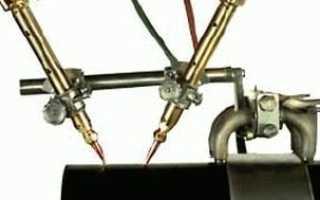 Как производится резка труб: принцип выполнения