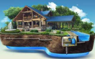 Обустраиваем дачный водопровод из скважины
