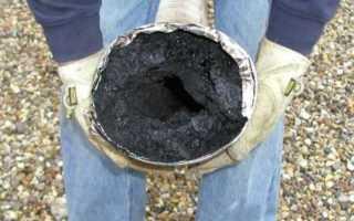 Чистка печных труб: как восстановить работу дымохода