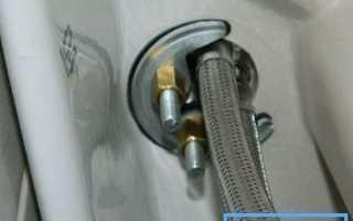 Гибкий шланг для водопровода: выбор, монтаж и эксплуатация