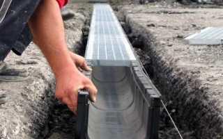 Как проектируется дождевая канализация