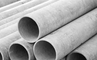 Хризотилцементные трубы: свойства и применение