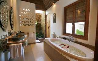 5 белых ванных комнат в стиле спа