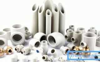 Водопроводные фитинги – незаменимый элемент при монтаже трубопровода