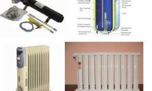 Какие электронагреватели для отопления применяются для частных домов и городских квартир