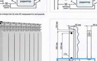 Алюминиевый радиатор 500: виды, способы производства и технические параметры