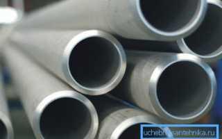 Труба 09Г2С: используемое сырье, технология производства, сортамент