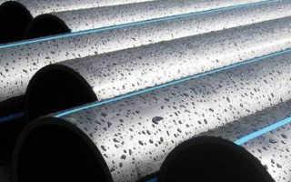 Где и как можно использовать полиэтиленовые трубы для водопровода