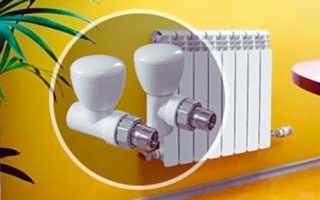 Выбираем кран для радиаторов отопления