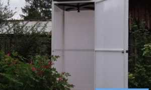 Как сделать душ на даче своими руками из недорогих и доступных материалов