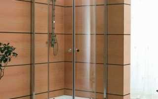 Душевая открытая кабина: оптимальное решение для компактных ванных комнат