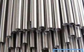 Металлические трубы для отопления – обзор основных вариантов