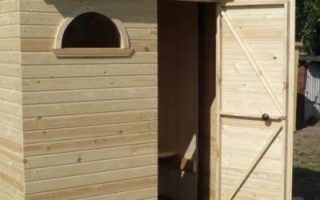 Как построить летний душ для дачи каркасного типа