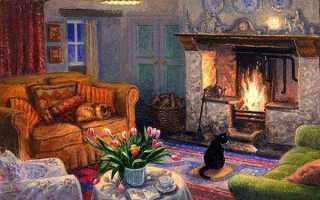 4 легких шага к домашнему уюту в съёмной квартире