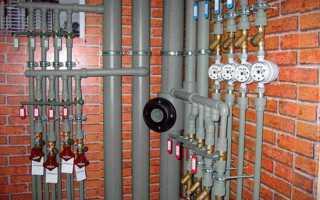 Внутренний водопровод и канализация зданий: нормативные требования