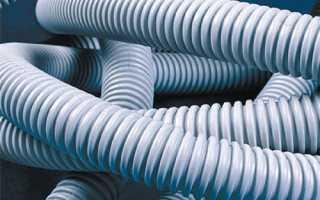 Электротехнические трубы – свойства и применение