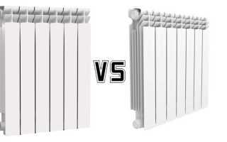 Как выбрать радиатор отопления в квартиру: технические характеристики стальных, алюминиевых, биметаллических и чугунных батарей