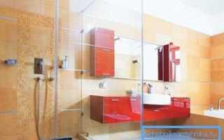 Как должна выглядеть душевая комната в современной жилой квартире