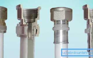 Соединение труб: трубопроводы и металлоконструкции