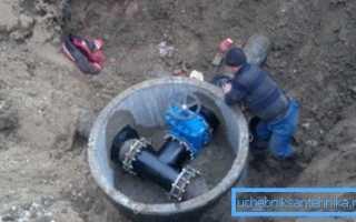 Промывка водопровода и устранение засоров: цели и средства