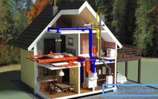 Система отопления загородного дома: обзор 5 популярных вариантов