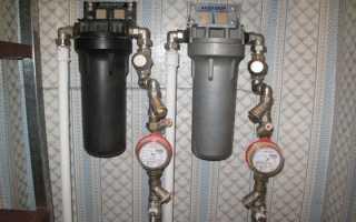 Фильтр для водопроводной воды – как выбрать наилучший вариант