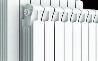 Секция биметаллического радиатора: основные достоинства, выбор конкретного варианта и проведение расчетных работ