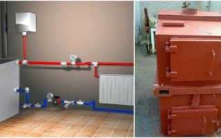 Самодельные котлы отопления: как выбрать конструкцию агрегата и сделать его своими силами